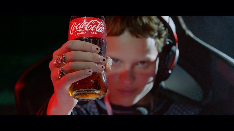 Coca-Cola zażenowała graczy. Wypuściła spot inspirowany turniejem w Warcrafta
