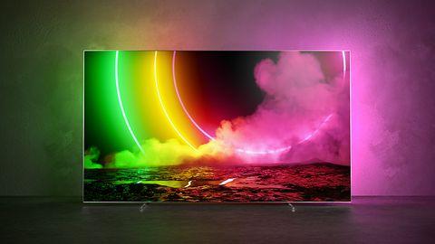 Philips: nowe telewizory OLED z HDMI 2.1 i w 48 calach. Będzie też Mini LED TV