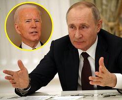 Putin rzuca wyzwanie Bidenowi. Jeśli to się uda, cały świat wstrzyma oddech
