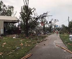 Przez Stany Zjednoczone przeszło tornado. Są ofiary śmiertelne