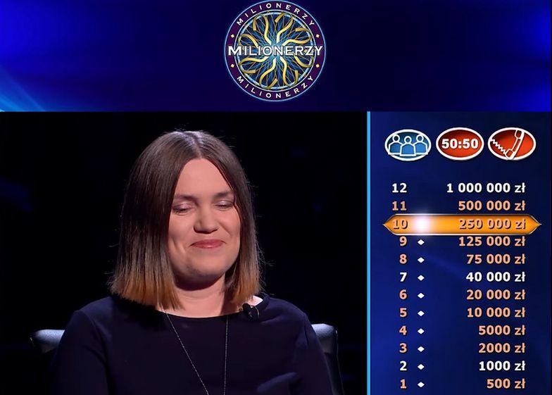 """Milionerzy. Padło pytanie za pół miliona. Dotyczyło zespołu """"Perfect"""""""