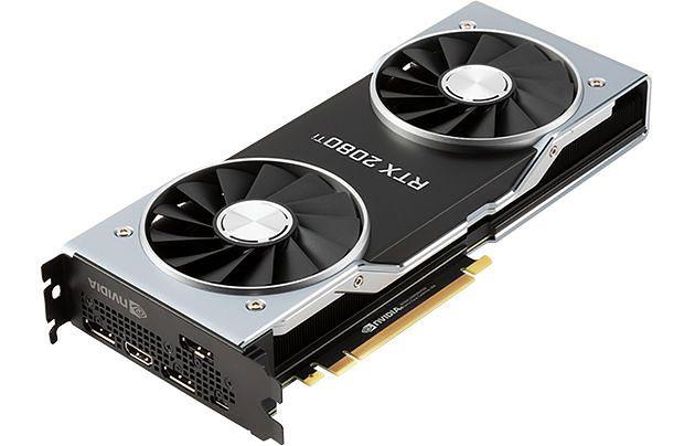 GeForce RTX 2080 Ti. Źródło: NVIDIA