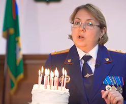 Tak w Rosji składa się życzenia. Można się przestraszyć