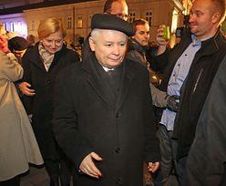 Pierwsze takie wystąpienie w czasie wyborów. Zobacz, gdzie pojawił się Kaczyński