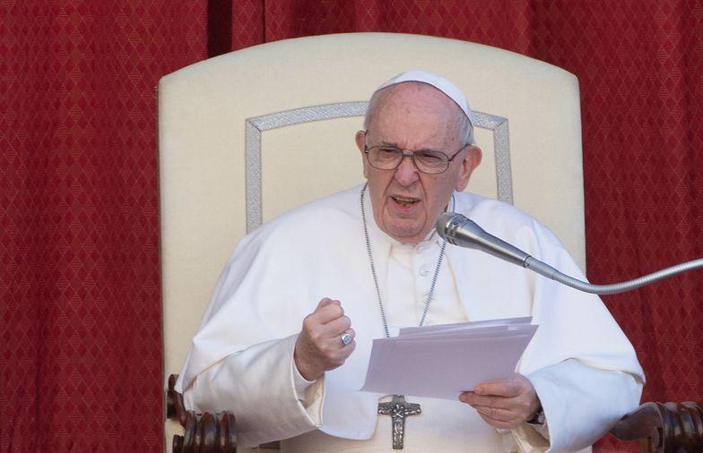 Papież jest wściekły. Zlecił śledztwo w archidiecezji