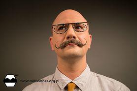 Zapuść wąsy w listopadzie i walcz z nowotworami