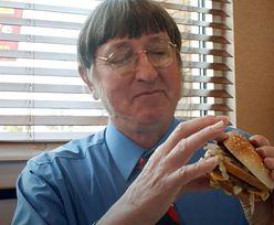 Największy fan McDonald's w historii. Od 50 lat robi to codziennie