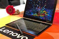 Zapukaj dwa razy, a nowy Lenovo Yoga Book sam się otworzy. Ma też drugi ekran...