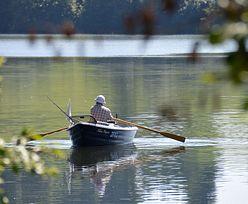 Poszedł na ryby. Tragedia nad jeziorem w Wielkopolsce