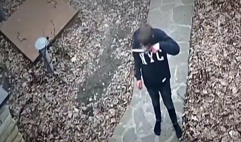 Zaatakował ciotkę i 4-letnią kuzynkę. 14-latek po wszystkim oblizał nóż