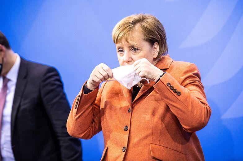"""Twardy lockdown w Niemczech. Boją się """"katastrofy"""""""