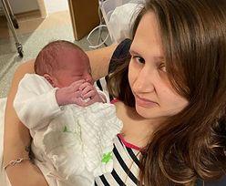 27-latka urodziła dziecko na siarczystym mrozie