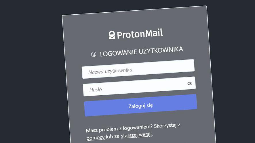 ProtonMail dostanie ciemny motyw. Można już testować w wersji beta
