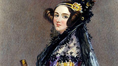 Ada Lovelace, pierwsza programistka. Opium, poezja i maszyna analityczna