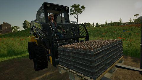 Farming Simulator 22. Nowy zwiastun pokazuje ule i szklarnie