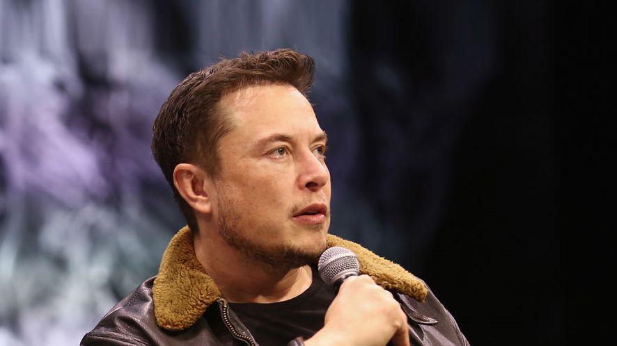 Nowa piosenka Elona Muska hitem internetu, fot. Getty Images