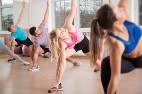 Mel B rozgrzewka - plan ćwiczeń, inne ćwiczenia