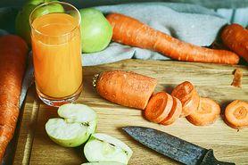 Naturalny sok na obniżenie poziomu cholesterolu