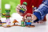 Lego Super Mario staje się grą dla dwóch osób. Luigi dołącza do zabawy - Lego Super Mario i Lego Luigi