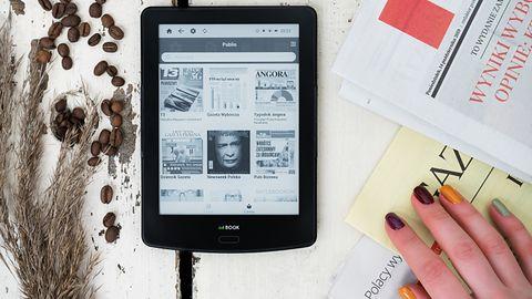 Publio na polskich czytnikach inkBOOK: w końcu mogę wygodnie czytać prasę