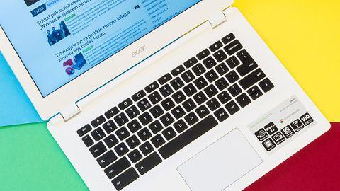 Chromebooki z Google Play otrzymały pakiet biurowy Microsoft Office