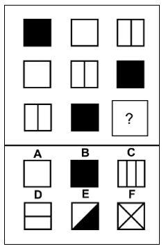 Zadanie nr 5 - wybierz brakujący obrazek