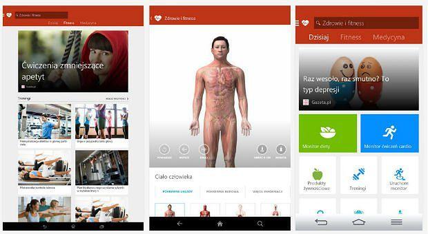 MSN Zdrowie&Fitness - bardzo dobra aplikacja, która znikła bez powodu