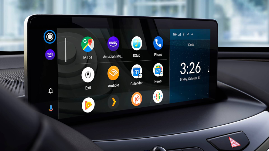 Powstanie ciekawy adapter do Androida Auto, fot. materiały prasowe Honda/Acura