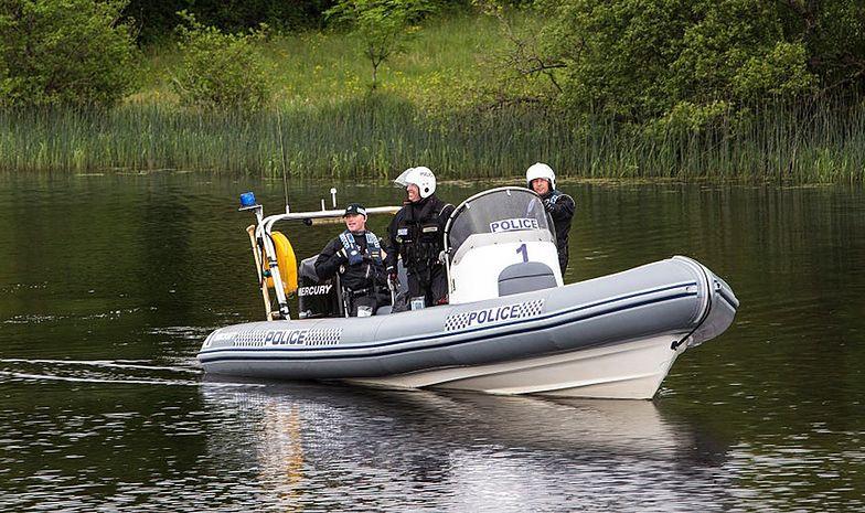 Tragedia na Mazurach. Ciała dwóch mężczyzn znaleziono w jeziorze