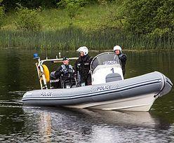 Tragedia na Mazurach. Nie żyje dwóch mężczyzn. Ciała znaleziono w jeziorze Dargin