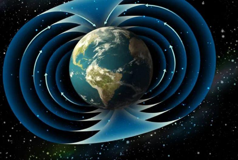 Pole magnetyczne Ziemi ulega zmianom