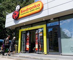Biedronka szaleje. W poniedziałek Polacy ruszą do sklepów