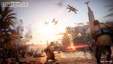 Star Wars Battlefront 2 za darmo już wkrótce na Epic Games Store