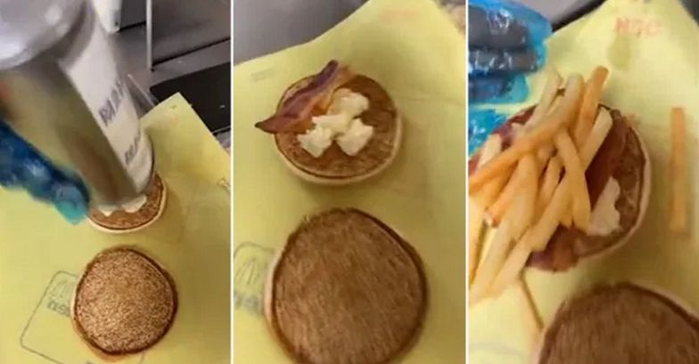 Pracownica McDonald's ujawnia sekret. Przepis tylko dla pracowników
