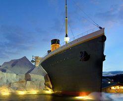 Zwiedzali muzeum Titanica. Nie spodziewali się takich wrażeń