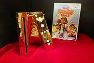 Złota konsola Nintendo dla królowej Elżbiety na aukcji. Tak, kosztuje fortunę - Złota konsola Nintendo Wii