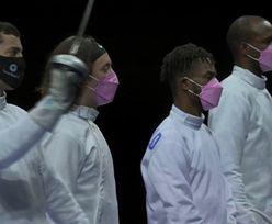 Protest olimpijczyków. Tak sprzeciwili się obecności reprezentacyjnego kolegi