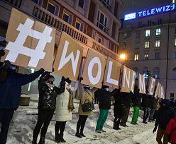 Strajk mediów. Co Polacy o nim sądzą? Oto sondaż Kantar Polska