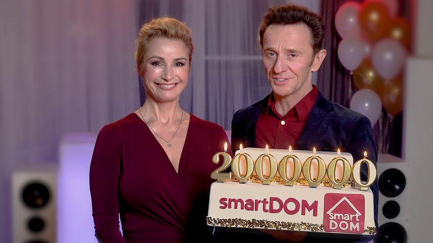 Już ponad 2 miliony Polaków oszczędza z programem smartDOM