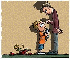 Toksyczni rodzice