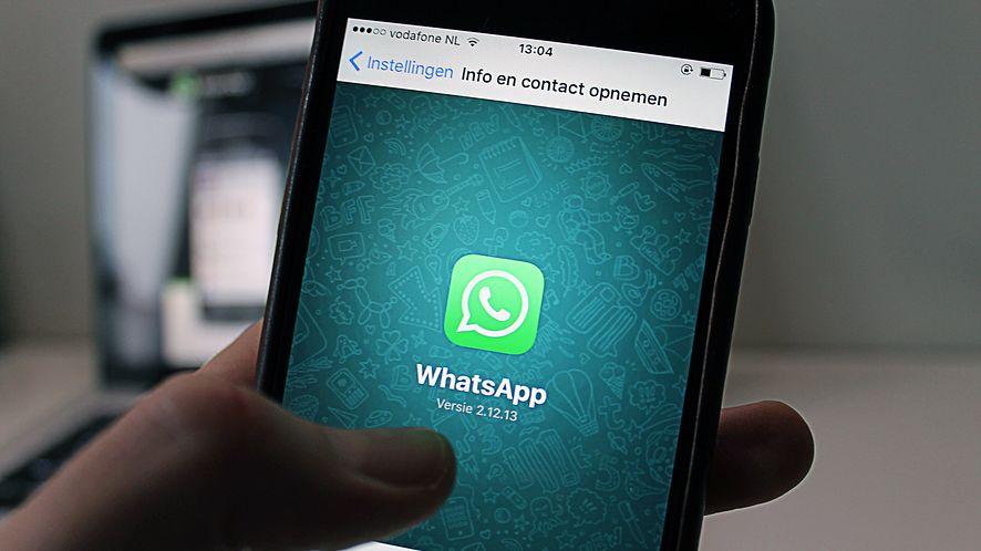 WhatsApp z nową metodą zabezpieczenia. Komunikator potrafi teraz rozpoznać użytkownika