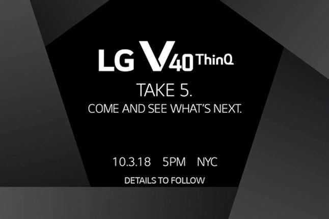 Zaproszenie, jakie otrzymali od LG amerykańscy dziennikarze / The Verge
