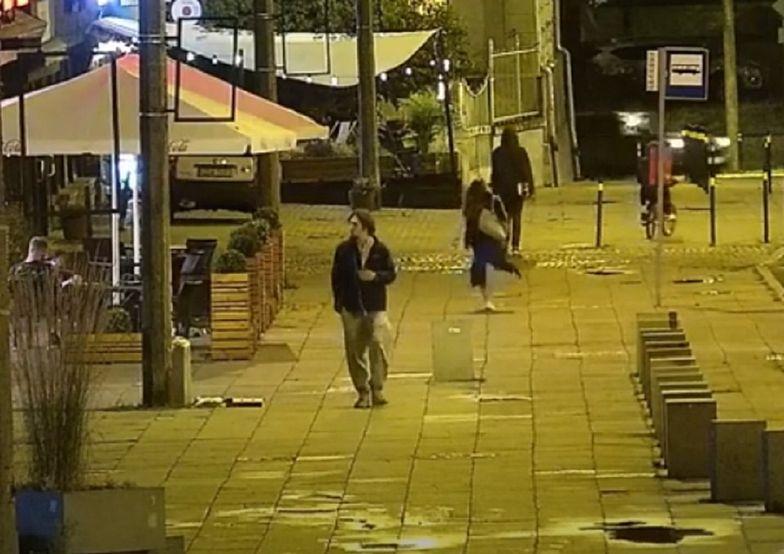 Gdańsk. Policja szuka tego mężczyzny. Zaatakował nożem przypadkową osobę