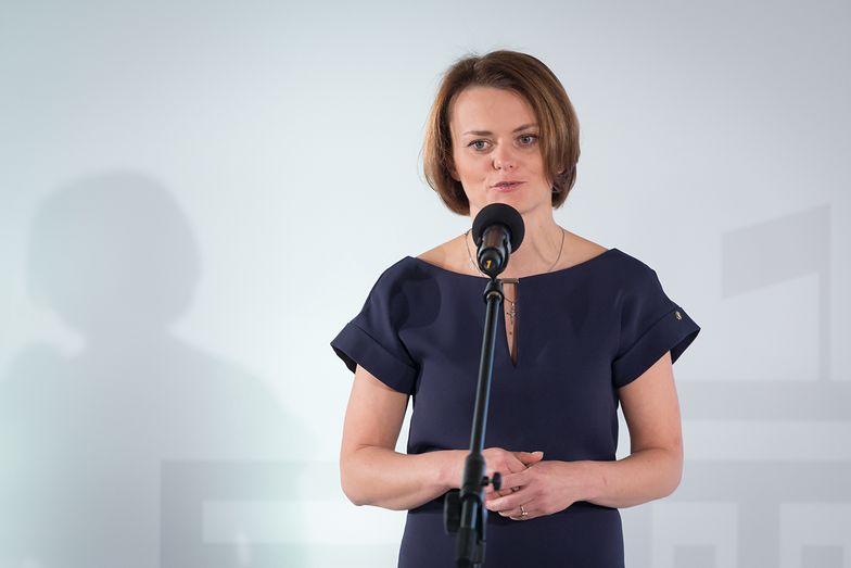 Jadwiga Emilewicz zdradziła, kiedy może pojawić się nowy zasiłek dla bezrobotnych