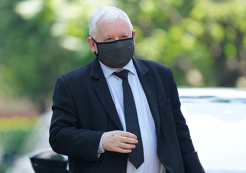 Kaczyński stracił kontakt z rzeczywistością?! Tak twierdzi znany polityk