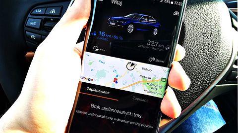 Apple, LG i Samsung opracowali standard cyfrowego kluczyka do samochodu