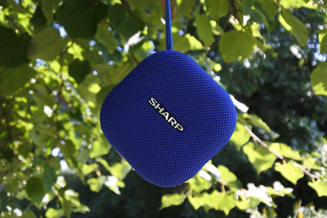 Rezenzja bezprzewodowego głośnika Sharp GX-BT60
