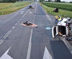 Tragedia na obwodnicy Krasnegostawu. Zginęły dwie osoby