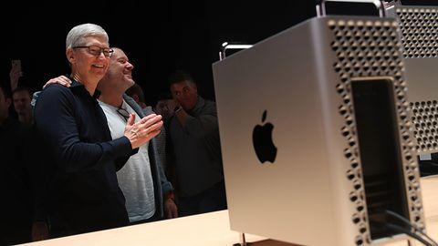 Nowość w sklepie Apple: kółka do Maca Pro w cenie iPhone'a i nóżki za 1500 złotych