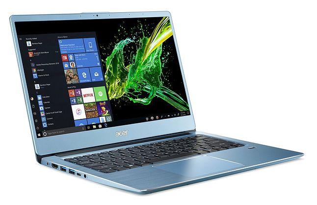 Acer Swift 3 / Fot. Materiały prasowe